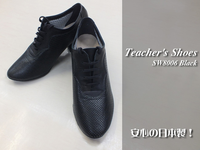 ティーチャーズシューズ SW8006黒