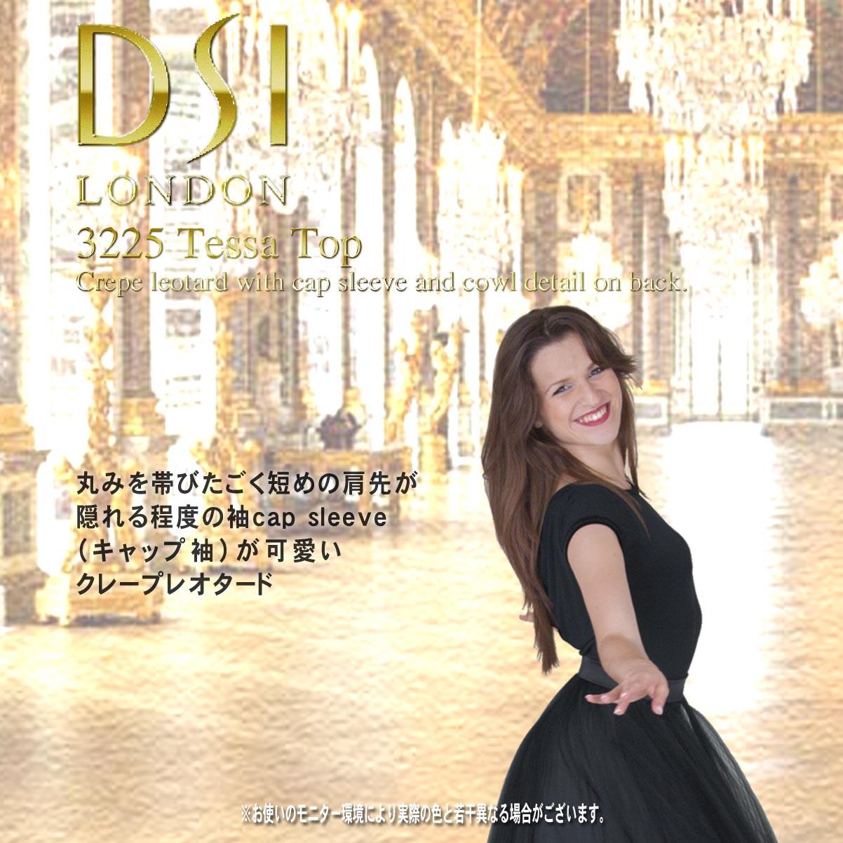 DSI 3225 Tessa Top DT3225 トップス01