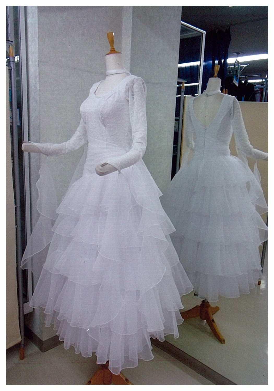 新作準正装ドレス