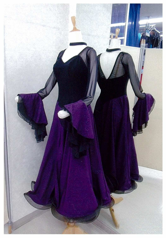 新作 パソ用ドレス