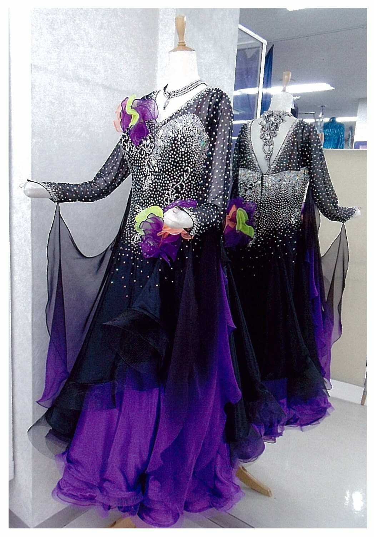 LLサイズのスタンダードドレス
