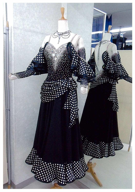 パソドブレに適したドレス