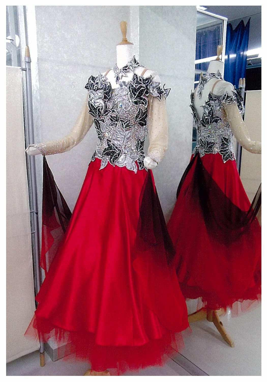 社交ダンス衣装 レンタル