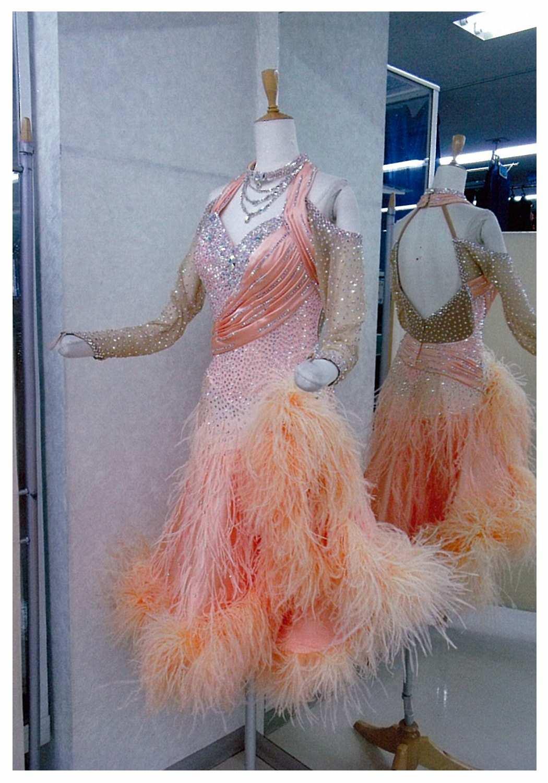 ラテン レンタルドレス