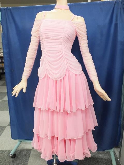 女子力アップ ドレス