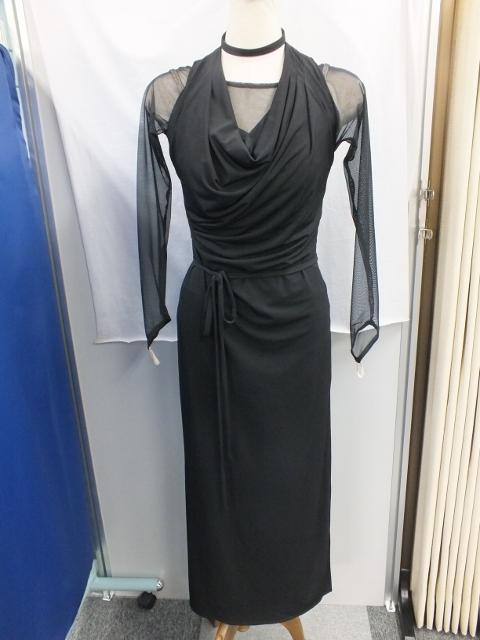 シンプル系ラテンドレス