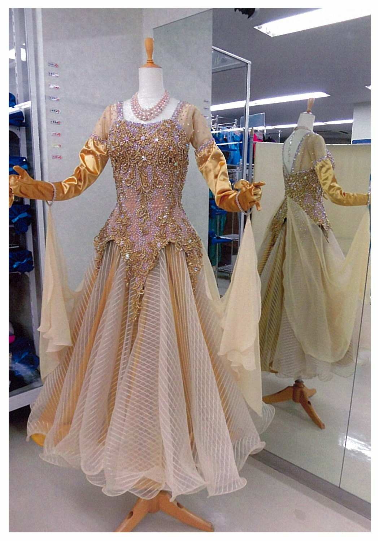 ファンタジックライン 白樺ドレス