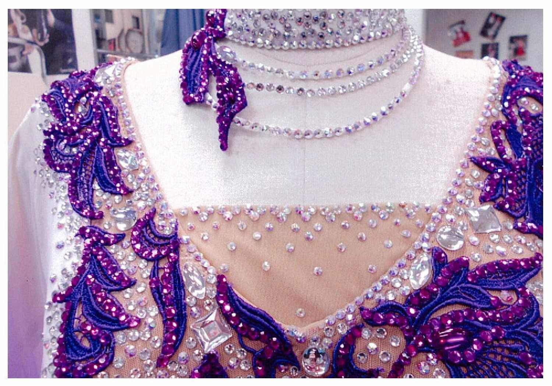 ドレスのリメイク
