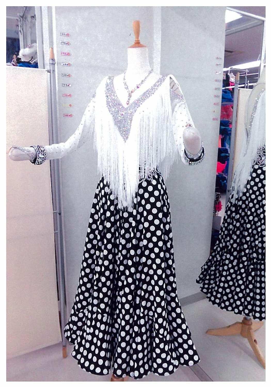 新作 パソ用ドレス 白樺ドレス