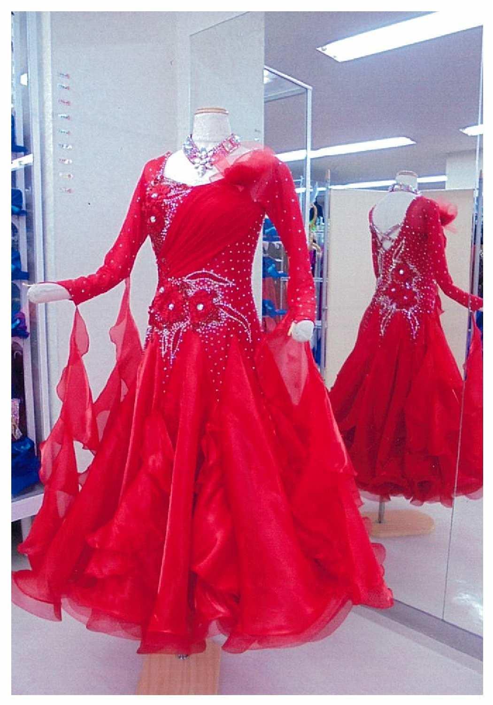 フォーメーション用ドレス レンタル