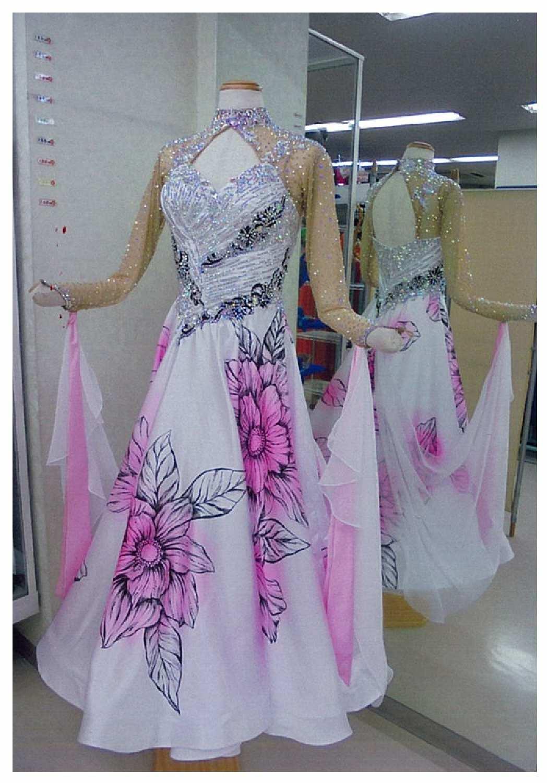 ファンタジックラインドレス 白樺ドレス