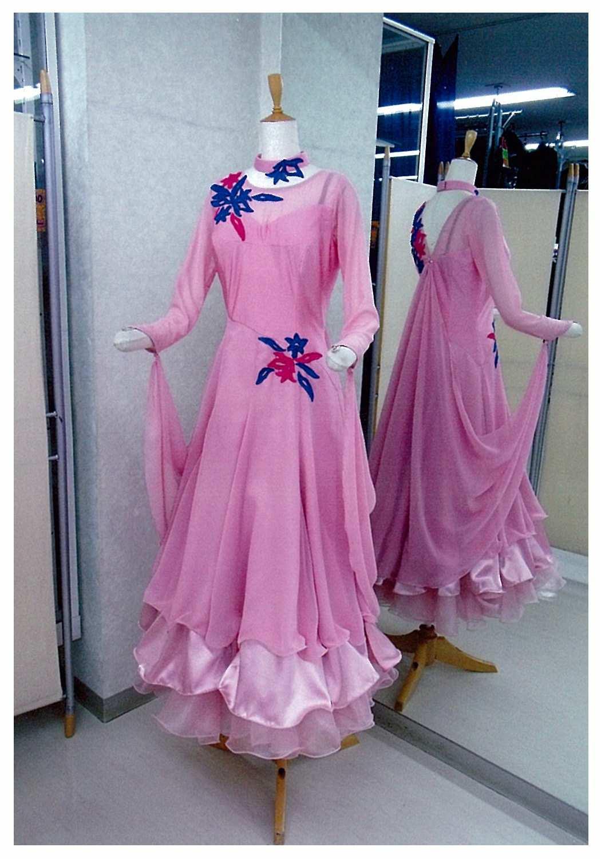 中古フォーメーションドレス