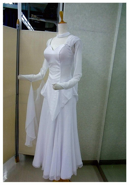 ドレスに変身 トップスGT2005