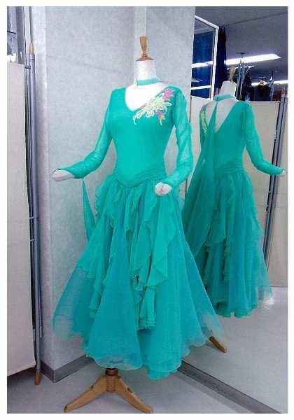 フォーメーションレンタルドレス 白樺ドレス
